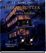 Harry Potter og fangen fra Azkaban 3 - illustreret